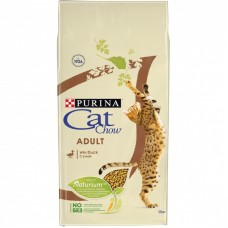 CAT CHOW Adult с уткой