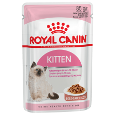 Royal Canin Киттен Инстинктив в соусе