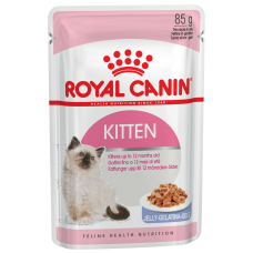 Royal Canin Киттен Инстинктив в желе