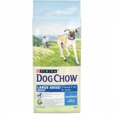 Dog Chow Adult Large Breed с индейкой